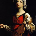 St Cecilia 1606 by Reni Guido