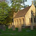 St Davids Church Cemetary 1 by Douglas Barnett