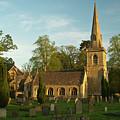 St Davids Church Cemetery 3 by Douglas Barnett