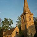 St Davids Church by Douglas Barnett