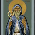 St. Declan Of Ardmore - Rldoa by Br Robert Lentz OFM