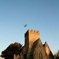 St Doulaghs Church by Martina Fagan
