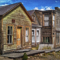 St. Elmo Ghost Town by Steve Clouser