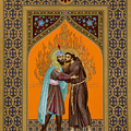 St. Francis And The Sultan - Rlsul by Br Robert Lentz OFM