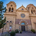 St. Francis Cathedral #2 by Jon Manjeot