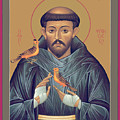 St. Francis Of Assisi - Rlfob by Br Robert Lentz OFM