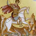 St George by Julia Bridget Hayes