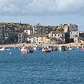 St Ives Harbour Cornwall by Scenes of Cornwall