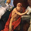 St Jerome by Reni Guido