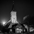 St Joes Church Mandan 4 by Chad Rowe