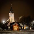 St Joes Church Mandan 6 by Chad Rowe