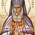 St John Of Shanghai And San Francisco I by Julia Bridget Hayes