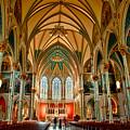 St John The Baptist Catholic Cathedral - Savannah by Gary Little