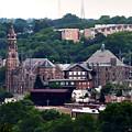 St John The Baptist Church Manayunk Philadelphia by Bill Cannon