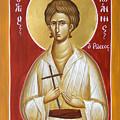 St John The Russian by Julia Bridget Hayes