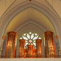 St. John's Cathedral Organ by Linda Covino
