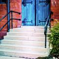 St. John's Door by Terry Davis