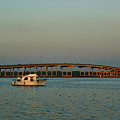 St. Johns River At Palatka by Kathi Shotwell