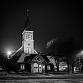 St Joseph Church Mandan by Chad Rowe
