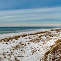 St. Joseph Peninsula Dunes by Rich Leighton