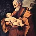 St Joseph by Reni Guido