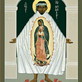 St. Juan Diego And The Miracle Of Guadalupe - Rljdm by Br Robert Lentz OFM