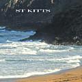 St Kitts Poster by Ian  MacDonald