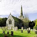 St Leonard's Church At Monyash by Rod Johnson