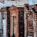 St. Louis 1 Tombs--nola by Kathleen K Parker