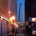 St. Louis Arch by Steve Karol