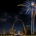 St. Louis Independence Day by Susan Rissi Tregoning