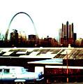 St. Louis by Janele Wilson