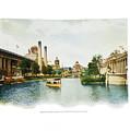 St. Louis World's Fair East Lagoon by Irek Szelag