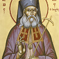 St Luke The Surgeon Of Simferopol by Julia Bridget Hayes