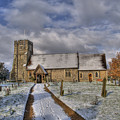 St Margarets Church Ridge Hertfordshire by Chris Thaxter
