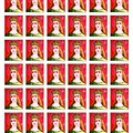 St Marta 36 Postage Stamps by Teodoro De La Santa
