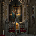 St. Mary Altar by Gregory Daley  MPSA