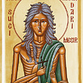 St Mary Of Egypt  by Julia Bridget Hayes