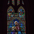 St. Mary Stained Glass by Gregory Daley  MPSA