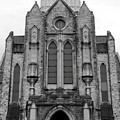 St Mary's Cathedral Memphis Tn by Robert Wilder Jr