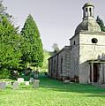 St Mary's Church At Mapleton by Rod Johnson