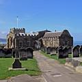St Mary's Church - Whitby by Rod Johnson