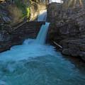 St. Marys Falls by Pete Casper