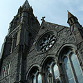 St. Mary's Of The Rosary Catholic Church by Teresa Mucha