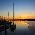 St. Mary's Sunset by Southern Photo