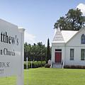 St. Matthews Lutheran Church by Rob Thompson