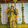 St. Michael  by Roberta Bragan