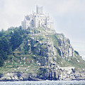 St Michael's Mount Cornwall England by Neil Finnemore