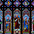 St. Michael's Parish Stained Glass by Bill Cannon