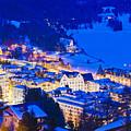 St. Moritz by Werner Dieterich